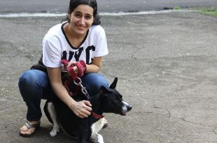 A Stray Dog Changed A Mumbai Girl's Life