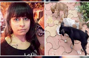 Sisters Beaten For Feeding Dogs