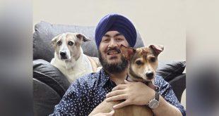 First dog Chef