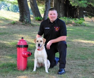 Indiana arson dog teams complete State Farm Arson Dog Program