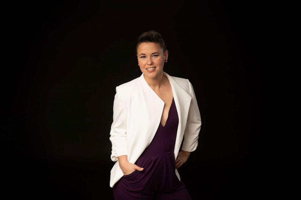 Kristen Kidd, creator of the Women's Best Friend Project