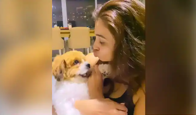 Meet Daisy Shah's Fur Baby. Every Dog Mom's Will Relate