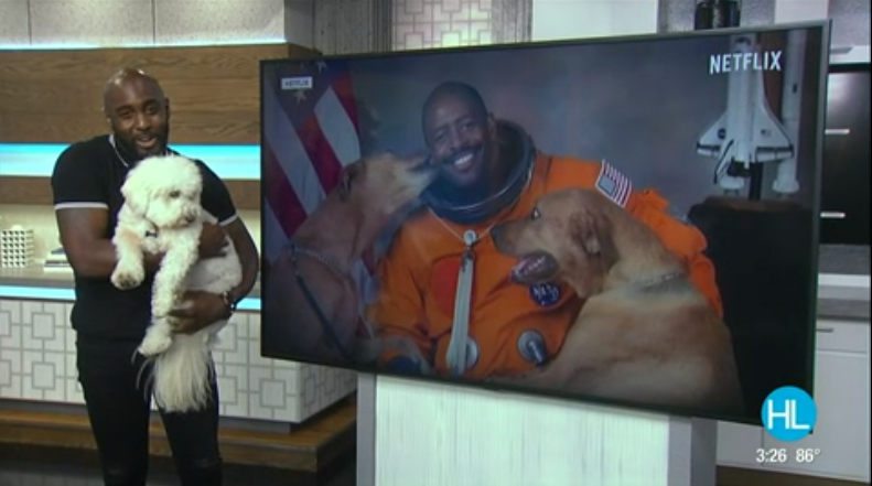 Story of a Former Astronaut on Netflix's Dogs Season 2