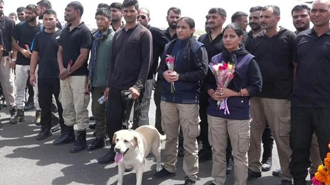 Know About 3 Sniffer Dogs who Guarded Indian Embassy in Kabul